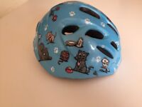 Kids 'specialize' cycle helmets (Pink and Blue)