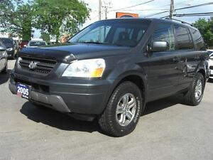 2005 Honda Pilot EX-L * Sunroof & Leather*
