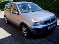 FORD FUSION ZETEC CLIMATE TDCi 1.4 DIESEL 2007 '56'