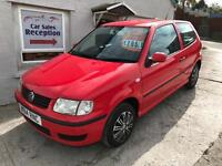 VOLKSWAGEN POLO 1.0 ONLY 89K MILES NEW MOT
