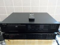 Rotel RCD-965BX Cd Player + Remote Control