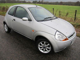 Ford KA ZETEC CLIMATE ONLY 29,000 MILES FSH LADY OWNER £1,995