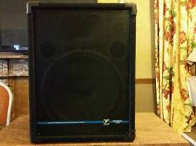 PAIR OF YORKVILLE POWERED SPEAKERS
