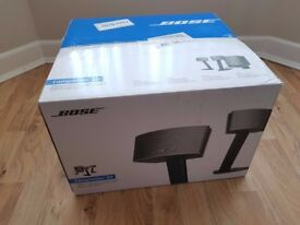 Bose Companion 50 Speakers, Like New, Boxed With Receipt