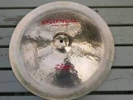 "18"" Zildjian Oriental China ""Trash"" cymbal"