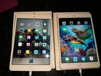 2 x iPad mini