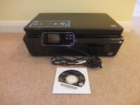 Wireless HP printer 5110e all in one for parts
