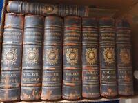 Encyclopaedia Britannica 9th edition, 24 volumes