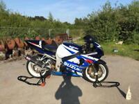 GSXR K1 1000cc