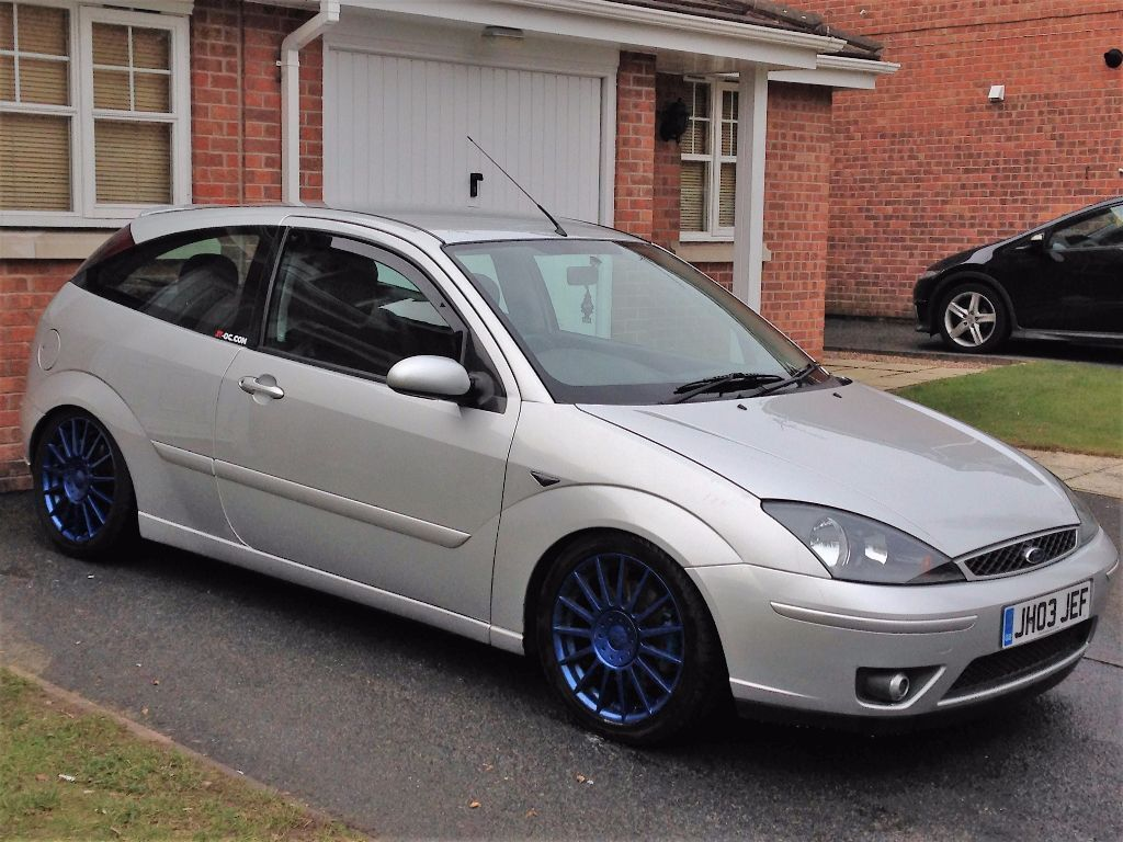 Ford Focus St170 3 Door Modified Genuine 85 000