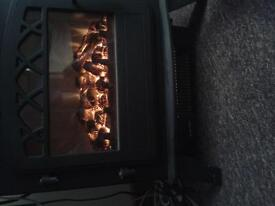 Good condition electric fire