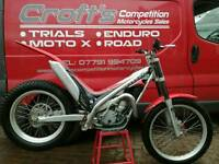 2004 gas gas txt pro 280 trials bike gasgas px motocross trials enduro road