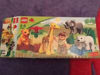 Lego duplo 4962 Baby Zoo 18 pieces
