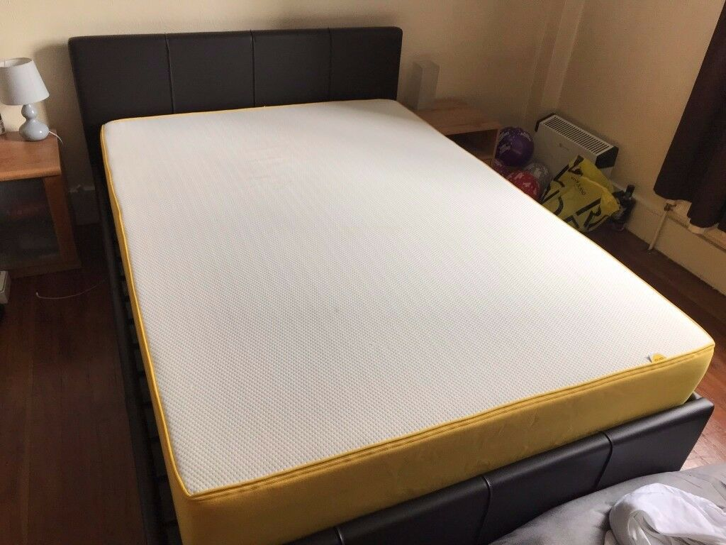 EVE Double Mattress - only 4mths old!