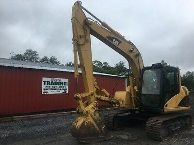 2005 Caterpillar 311c Excavator With Thumb And New Steel Pads