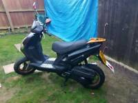 Jonway 125cc moped scooter
