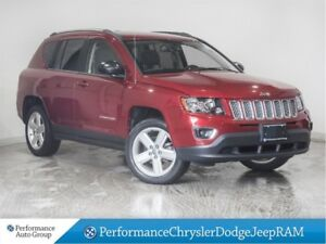 2014 Jeep Compass HIGH ALTITUDE * LEATHER HEATED SEATS * SUNROOF