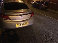 59 reg Vauxhall insignia 2.0 cdti 116k