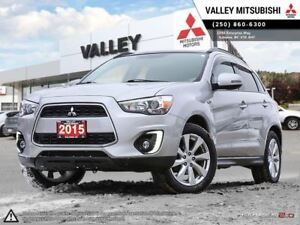 2015 Mitsubishi RVR GT - NAVIGATION, LEATHER, GLASS MOONROOF