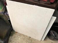 46+ square metres of Avalon Limestone tumbled floor tiles