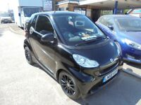 2009 59 smart fortwo 1.0 passion semi automatic, 12 months mot, 30 + cars in stock