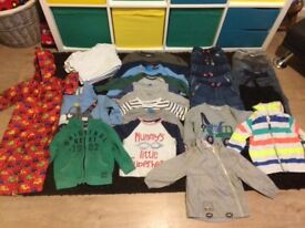 Massive boys 1.5-2 years clothes bundle