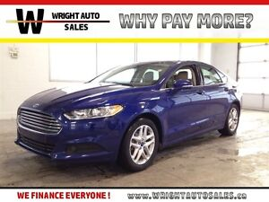 2014 Ford Fusion SE| ECOBOOST| SYNC| BACKUP CAM| CRUISE CONTROL|