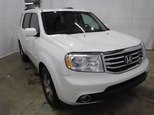 2015 Honda Pilot Touring DVD Leather Bluetooth