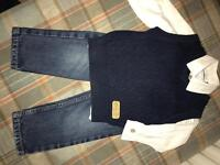 Boys clothes 12-24 months.