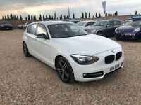 2011 BMW 1 series 2.0 116d sport 5dr