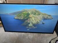 Hannspree 39.5 inch 1080p LCD monitor HL407