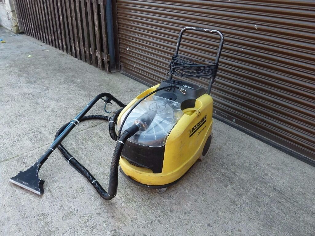 Karcher Puzzi 400 Commercial Carpet Cleaning Machine 163 50