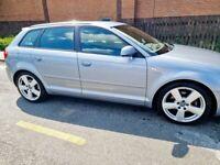 Audi, A3, Sline, 2007 93k FSH