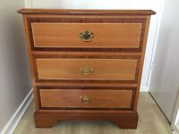 Georgian style chest of Drawers / storage . Strong / not chipboard