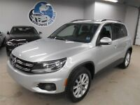 2012 Volkswagen Tiguan 2.0 TSI! LEATHER! SUNROOF! FINANCING AVAI