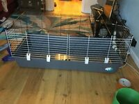 Ferplast 120 Indoor Rabbit/Guinea pig Cage