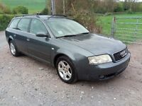 audi a6 estate left hand drive 2.5 turbo diesel 6 speed diesel belgium registered cheap rare lhd