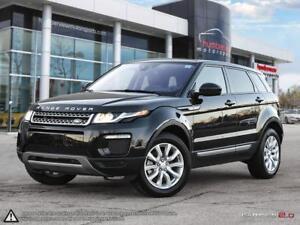 2018 Land Rover Range Rover Evoque SE NAV PANO SNRF CLN CRFX