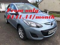 2013 Mazda 2 TS2 Automatic **Long MOT**26k miles**Finance available**