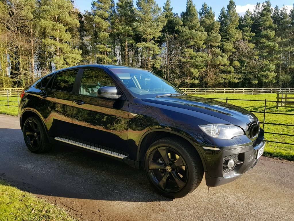 Bmw X6 35xdrive Low Mileage Immaculate In Driffield East