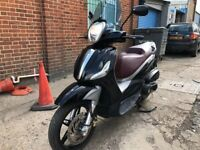 STUNNING PIAGGIO BEVERLY ST 350cc tourer Black 15 plate stunning hpi clear NOT VESPA !!
