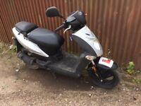 2010 Kymco Agility 50 - Moped Scooter 50cc