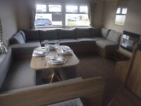 6 berth static caravan for rent at bude holiday resort available 12 months a year.