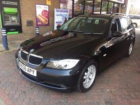 BMW 3 SERIES 2.0 320d ES Touring 5dr 6 MONTHS FREE WARRANTY