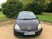 TOYOTA YARIS 1.0L TSPIRIT AUTOMATIC 29000 WARRANTED MILES 15 SERVICES HPI CLEAR