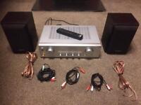 Sony Amp and Speakers