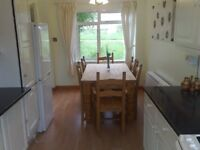2 lovely double bedrooms for students