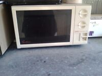 2 Microwaves free to collect
