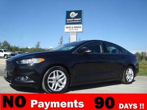 2013 Ford Fusion SE *Leather/Navigation/Sunroof*