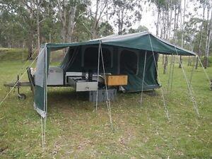 Cape york off road camper trailer Palmwoods Maroochydore Area Preview
